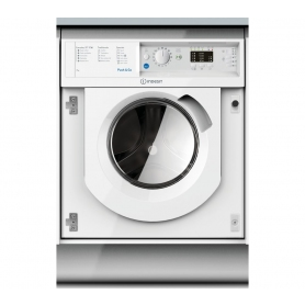 Indesit BIWMIL71252UK Integrated Washing Machine