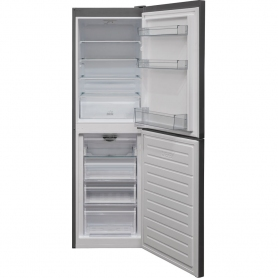 Hotpoint HBNF55181SUK 50/50 Frost Free Fridge Freezer - Silver - A+ Rated - 1