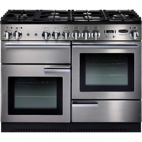 Rangemaster Professional Plus 110 Stainless Steel